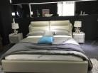 kandi leather bed