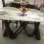 shirly natural marble table