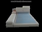 kateB82 italian leather bed
