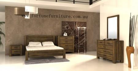Eston 4 pce bedroom suite
