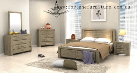 Metro 4 pce bedroom suite