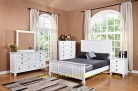 Miranda 609 bedding suite in american oak