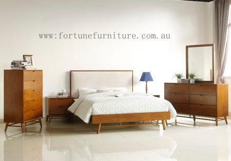 Mission bedding suite