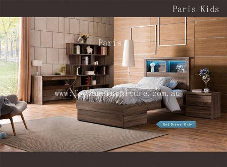 Paris-kids bedding suite