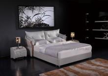 Cherish Leather Bed