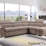 Zoe Fabric sofa bed_副本