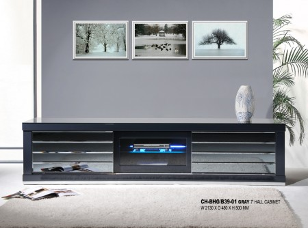 CH-BHG B39-01 Grey Series TV Cabinet
