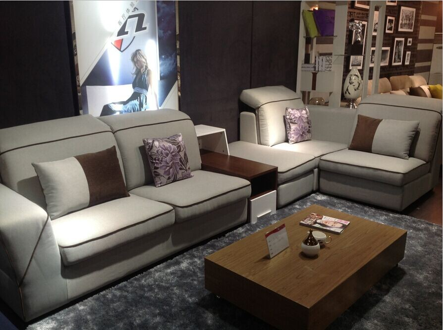 WQ1327 Modern Fabric Lounges | Fortune Furniture