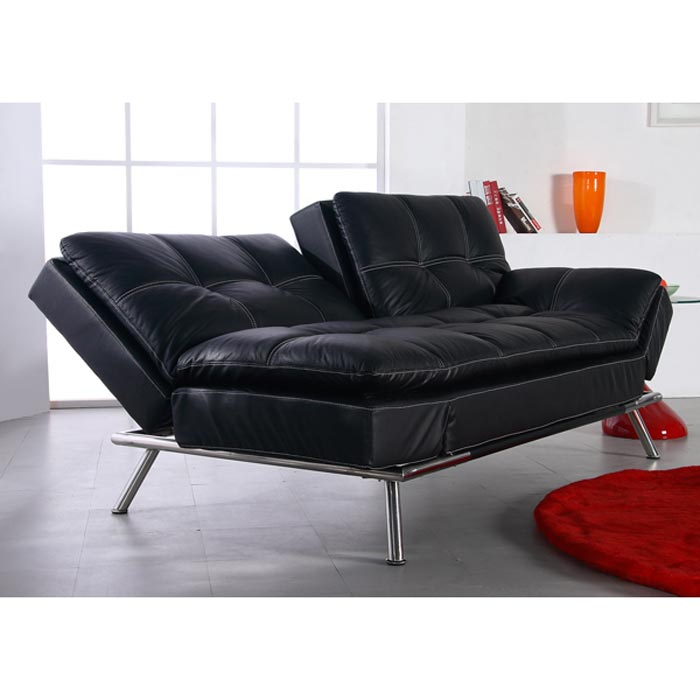 Eva C208 Click Clack Sofa Bed Fortune Furniture