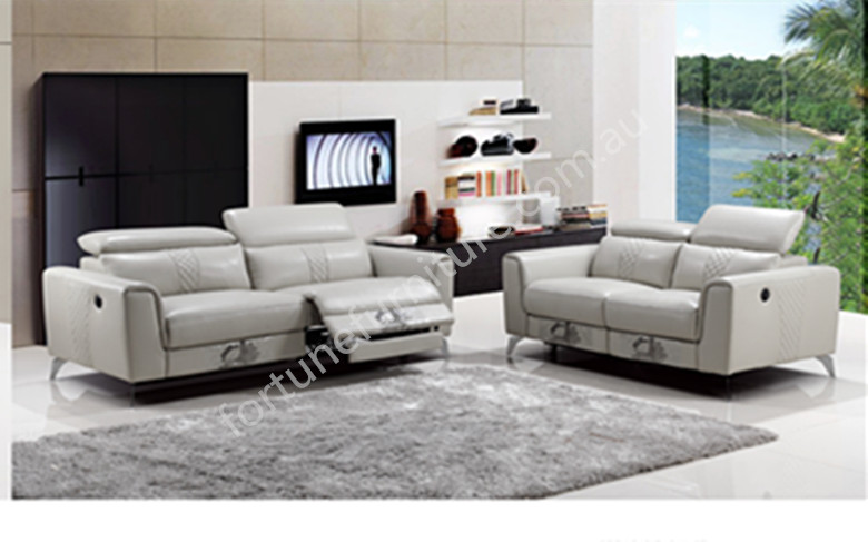 Rosa stylish lounge suite 3ERR+2ERR (F9207) | Fortune Furniture