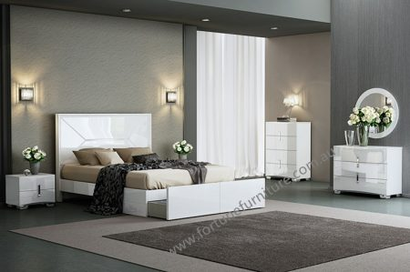 Navi bedding suite