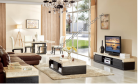 Lacee tv unit and coffee table