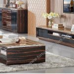 Vena deluxe tv unit and coffee table