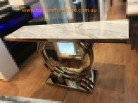 K06 concole table ( rosegold finish)-2