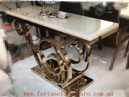 Rose800 console table