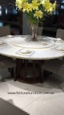 Selma Round Natural Onyx Table _副本