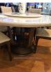 selma natural onyx table