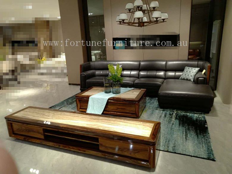 Narellan deluxe tv unit coffee table .