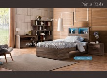 Paris-kids bedding suite