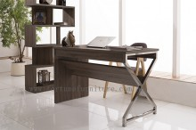 paris desk and bookcase