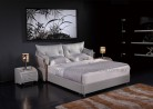 Cherish Leather Bed